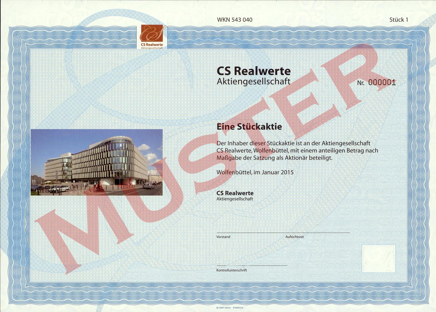 Groß Zertifikat Der Aktienvorlage Galerie - Entry Level Resume ...